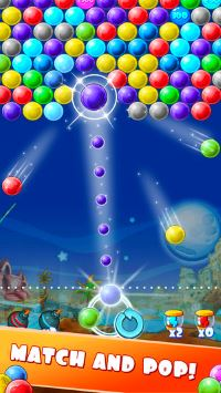 free online bubble shooter pop games