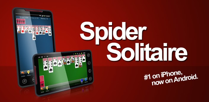 Download Spider Solitaire for Android for free