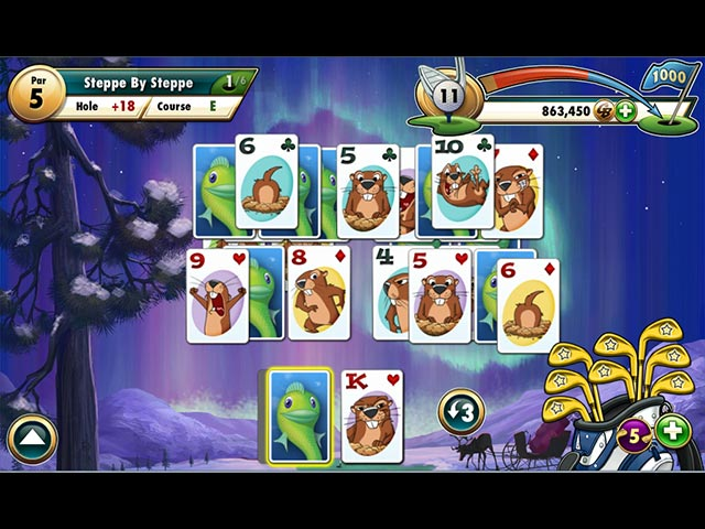 Download Fairway Solitaire free full version or play online