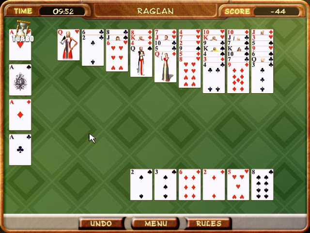 Classic Klondike Solitaire download game for Windows