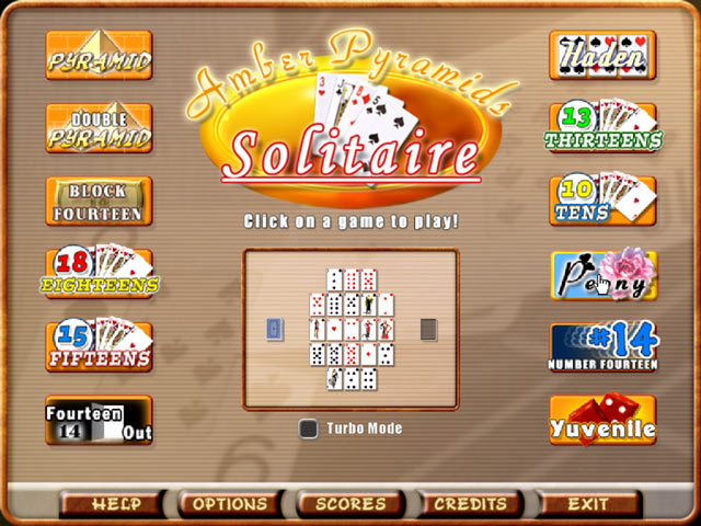 Pyramid Solitaire game download